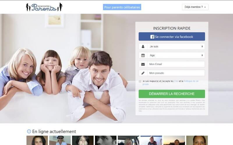Rencontre-Parents.fr - avis 2020