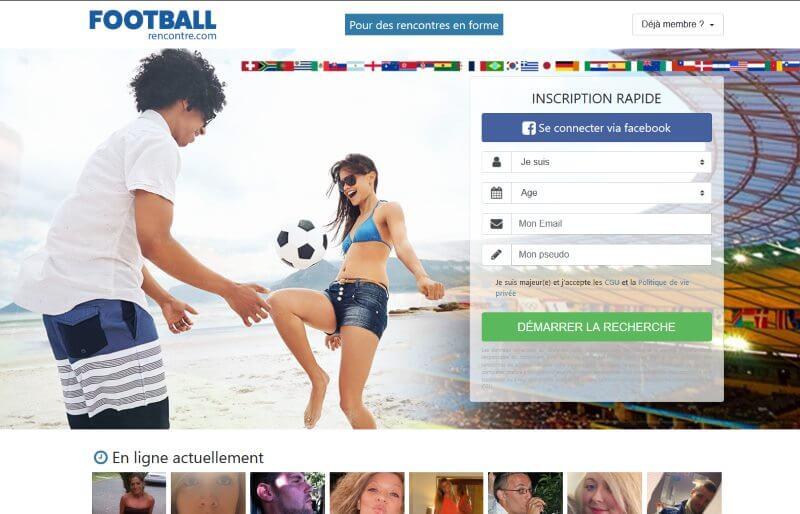Football-Rencontre.com - Avis 2017