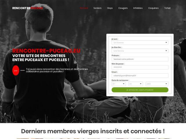 Rencontre-puceau.eu : Site de rencontres entre puceaux